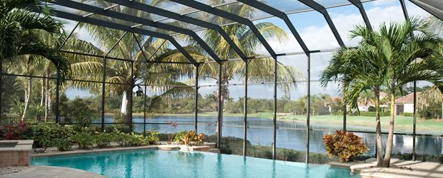 Pool Screen Enclosures By Screen Crafters Of Orlando